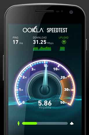 speed test copel mobile